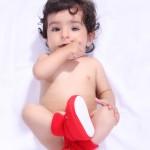 عکاسی از کودک در محل شما