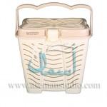 عکس تبلیغاتی با بکگراند سفید ( تک رنگ ) - به سفارش صنایع پلاستیک متین